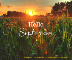 Hello September post